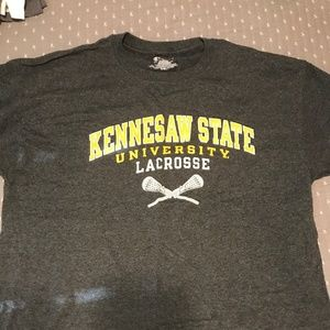 Kennesaw State Lacrosse T-shirt